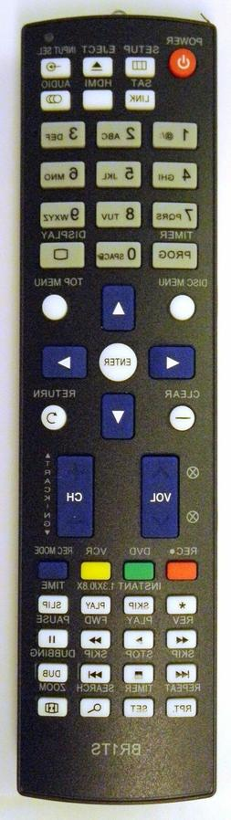 Brand New Replacement Toshiba SE-R0295 DVD/VCR Remote-Replac