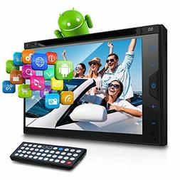 Pyle Double DIN Android Receiver System, Integrated Google P