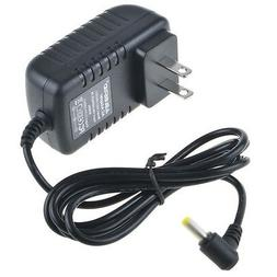 "9V 1A AC Adapter Charger for Sylvania SDVD7015 7"" Portable D"
