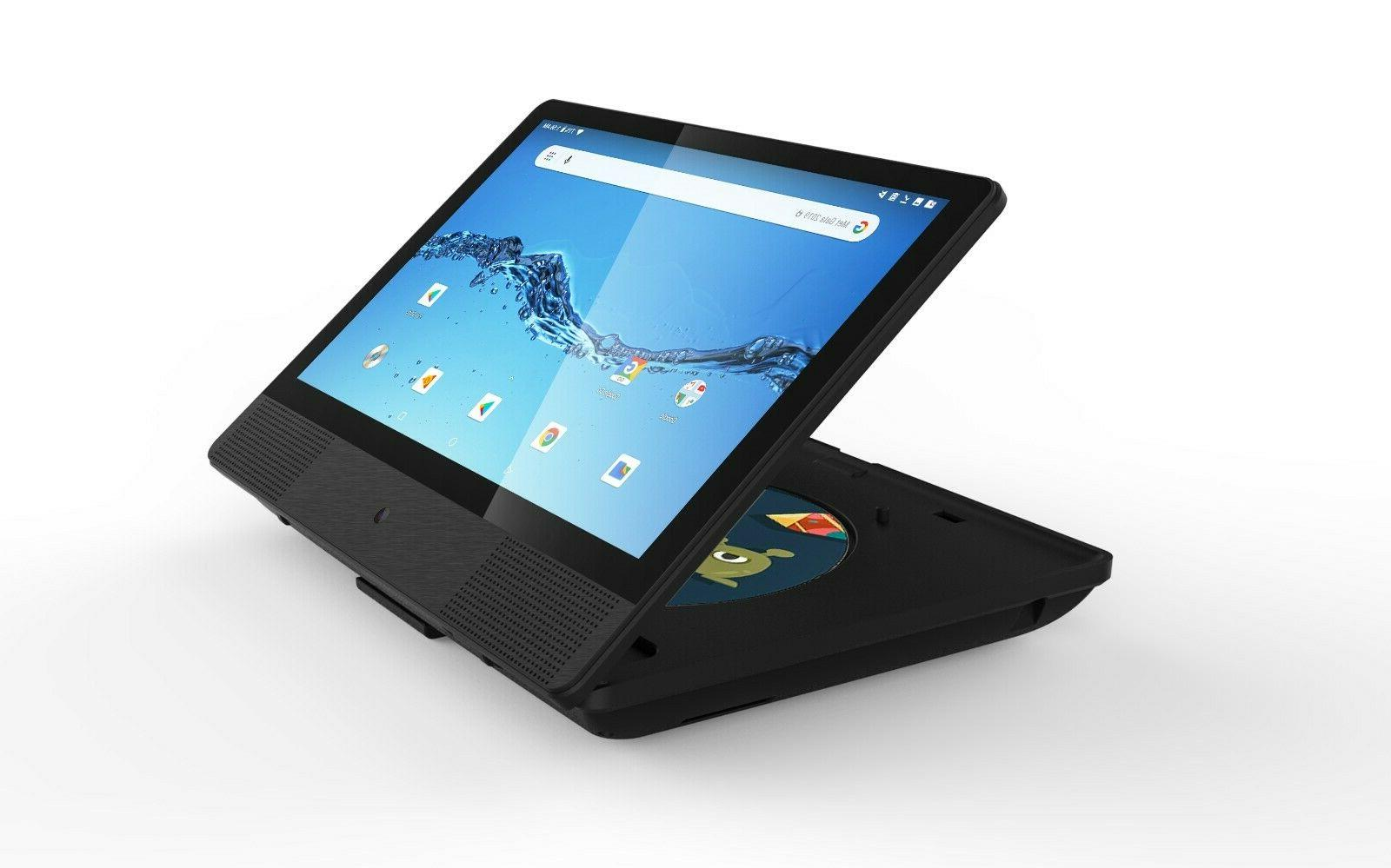Sylvania Quad Core Tablet/Portable DVD 1GB/16GB,