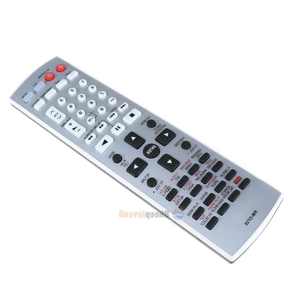 RM-D728 Universal Remote Control Replacement for Panasonic D