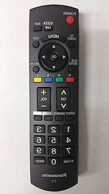 New Original Panasonic N2QAYB000104 Viera TV Remote Control