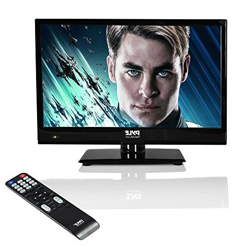 Upgraded Player, HD TV, LED Widescreen Monitor w/ HDMI Input, Audio Mac Stereo Speakers, Mount