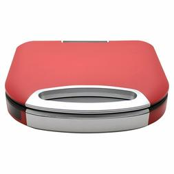 Magnavox MTFT750-RD Red 7 Inch Portable DVD Player With Remo