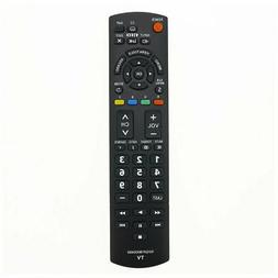 New Replacement Remote Control For Panasonic TV TC-L32C22 TC