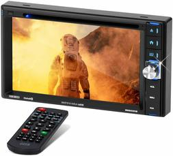 BOSS Audio Systems BV9358B Car DVD Player - Double Din, Blue